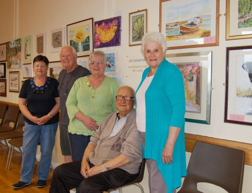 Woodhouse Art Group