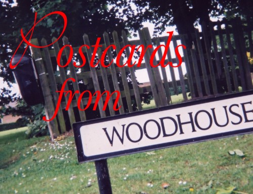 Postcards from Woodhouse